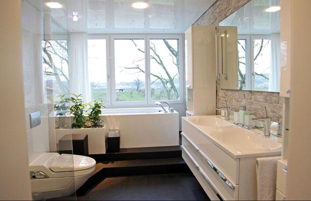 Badezimmer Vorher Nachher - Design