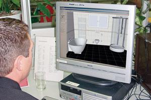 CAD Und Computerplanung   Badezimmer Renovieren Mit Fust