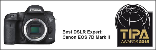 Best DSLR Expert: Canon EOS 7D Mark II