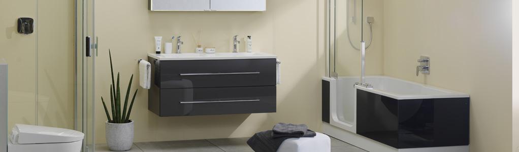 Badezimmer Fernseher