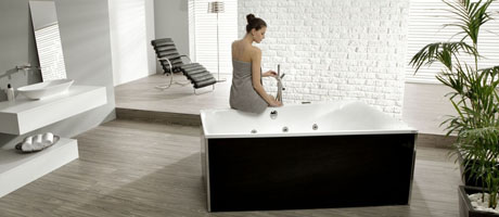 badewanne dusche fust k che bad. Black Bedroom Furniture Sets. Home Design Ideas
