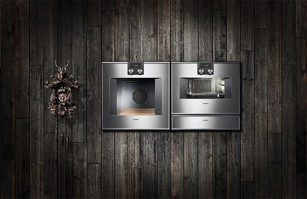 La differenza ha nome Gaggenau. - Fust Online Shop per ...