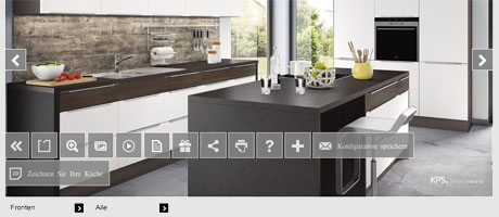 Kuchentrends bei fust for Küchen konfigurator