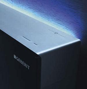 Cassetta di risciacquo di design monolith fust online for Cassetta wc esterna sottile