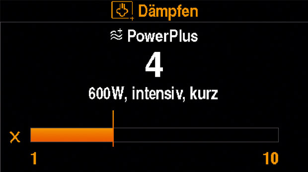 Combi Steam MSLQ PowerPlus