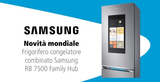 Samsung RB7500 Family Hub - Fust Online Shop per elettrodomestici ...