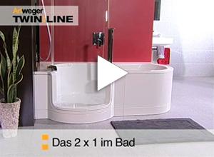 ARTWEGER - Intelligente Produkte fürs Bad - Fust Online-Shop für ... | {Duschbadewanne twinline 63}