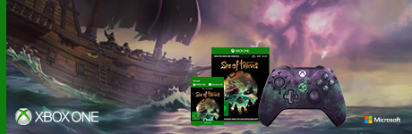 Markenseite Microsoft - Sea of Thieves