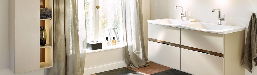 Meubles de salle de bains burgbad fust cuisines et bain for Meuble de salle de bain burgbad