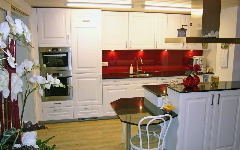 Küchen Referenz Objekte Fust line Shop für