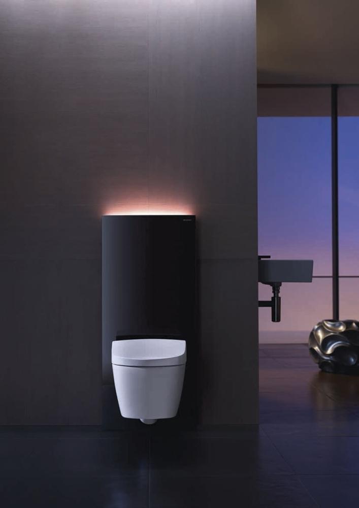 module sanitaire design avec chasse d 39 eau int gr e