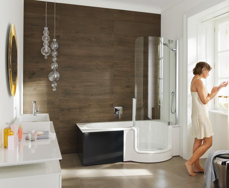 Piatto doccia vasca da bagno twinline fust online shop for Bagno online shop