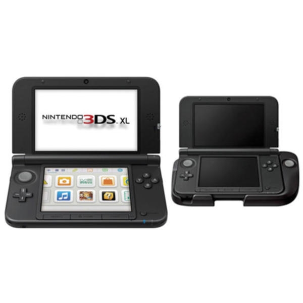 nintendo new 3ds xl metallic black df g nstig kaufen. Black Bedroom Furniture Sets. Home Design Ideas