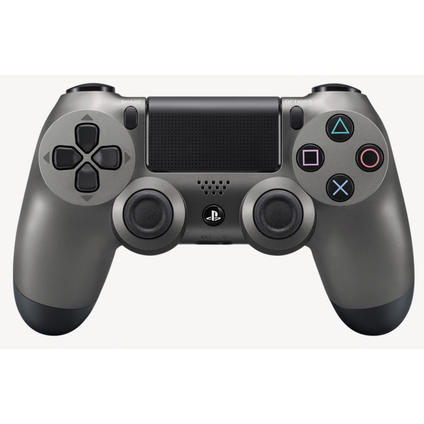 Dual Shock 4 Steel Black