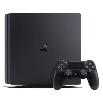 PS4 1TB Black Slim