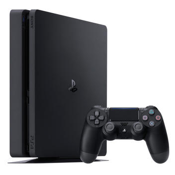 PS4 1TB Black + Call of Duty