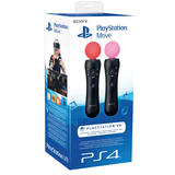 PS4 Move Motion Controller (Twin Pack)