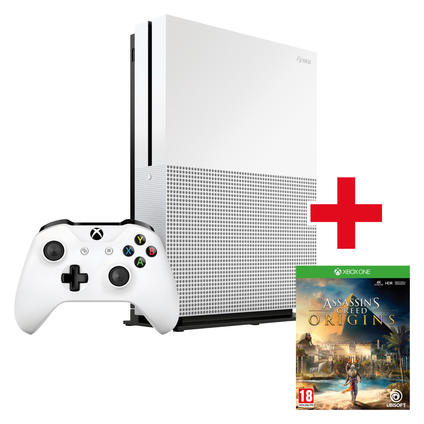 Xbox One S + Assasin's Creed: Origins
