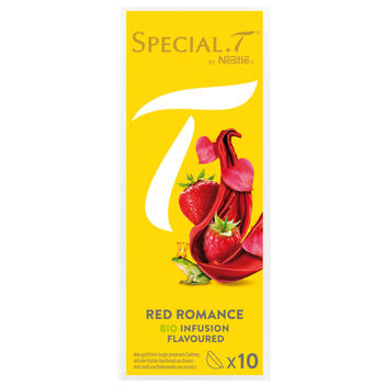 Special T. Organic Red Romance