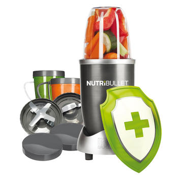 NutriBullet Grey Family Kit, 12-Set