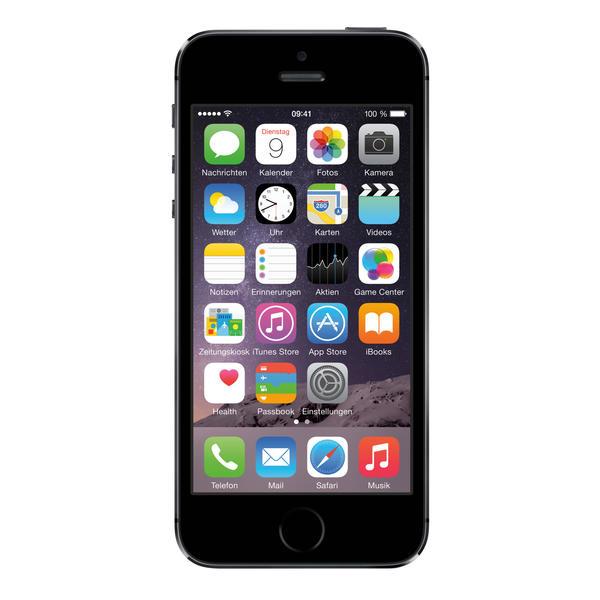 apple iphone 5s 32gb space gray g nstig kaufen. Black Bedroom Furniture Sets. Home Design Ideas