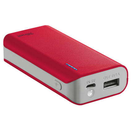 UR-Powerbank 4400 rouge
