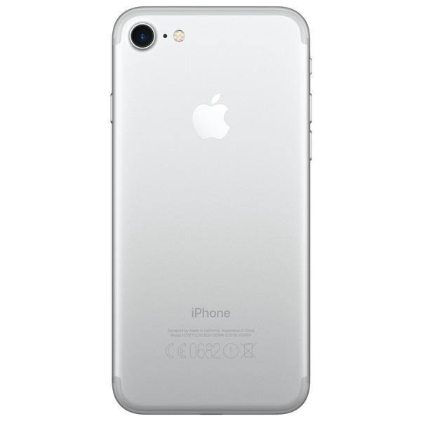 apple iphone 7 128gb silver g nstig kaufen. Black Bedroom Furniture Sets. Home Design Ideas