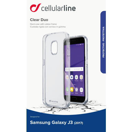 Clear Duo GalaxyJ317