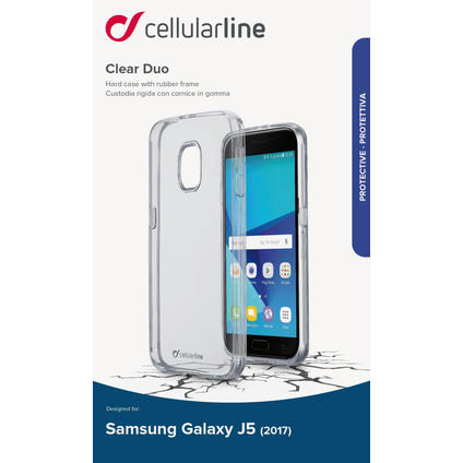 Clear Duo GalaxyJ517