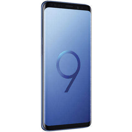 GALAXY S9 CORAL BLUE