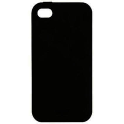 cover iPhone 4/4S Silicon black
