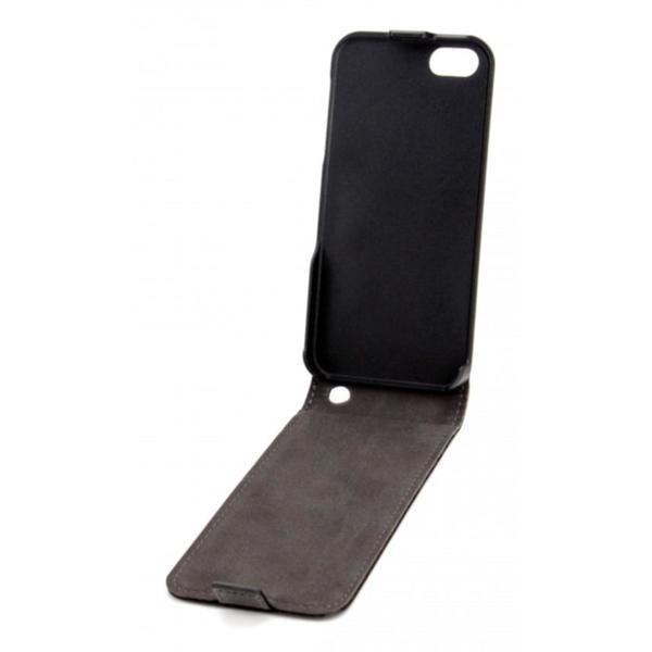 xqisit flipcover iphone 5s g nstig kaufen. Black Bedroom Furniture Sets. Home Design Ideas