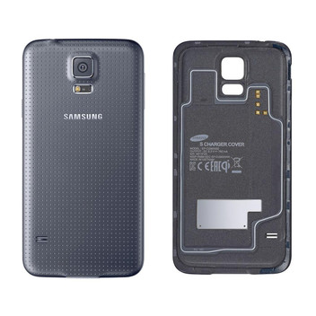 S-View Cover INDUCTIVE black Galaxy S5