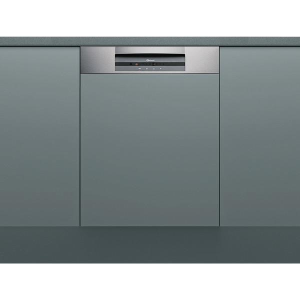 bauknecht gmi 5510 acier inoxydable pas cher. Black Bedroom Furniture Sets. Home Design Ideas