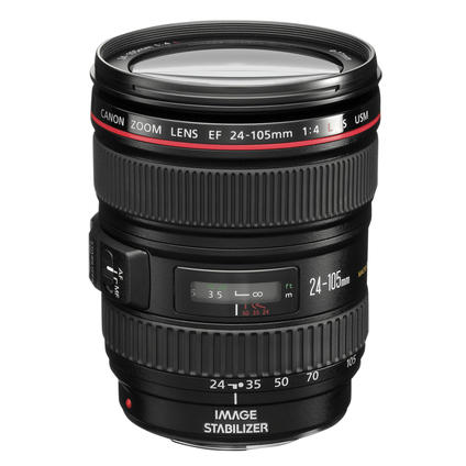 EF24-105mm/4.0L IS USM Import