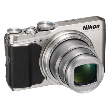 Coolpix S9900 silver