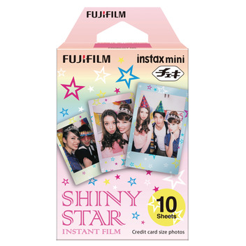 Instax Mini Film Blatt Star 10 Photos