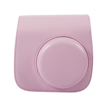 Instax Mini 8 Leather Case Pink
