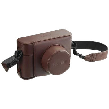 BLC-X100F Leather Case Brown