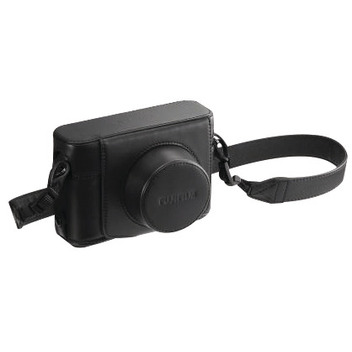 BLC-X100F Leather Case Black / 1009043
