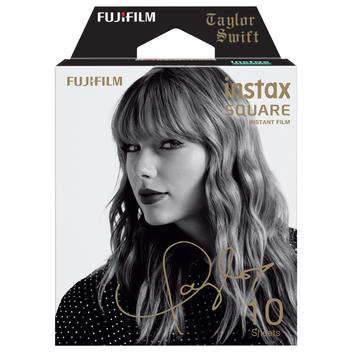 Instax Square 10 Sheet Taylor Swift Ed.