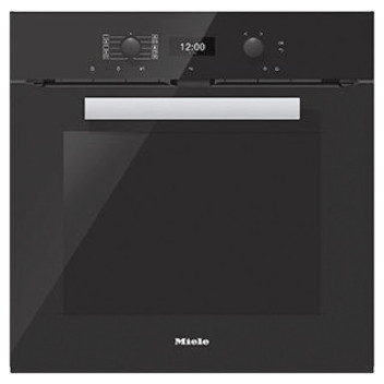 miele h 6460 60 bp sw obsidianschwarz g nstig kaufen. Black Bedroom Furniture Sets. Home Design Ideas