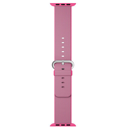 Watch Armband Nylon Pink