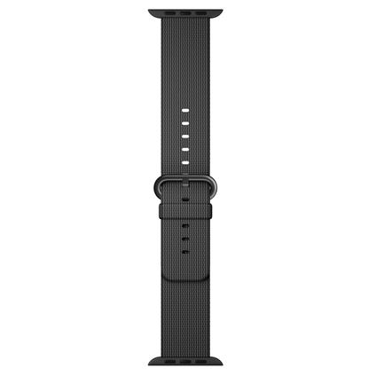 Watch Armband Nylon Schwarz