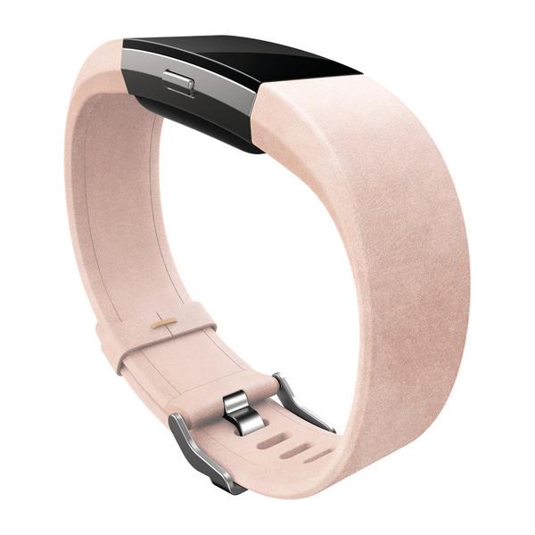 fitbit charge 2 bracelet petit rose cuir pas cher. Black Bedroom Furniture Sets. Home Design Ideas