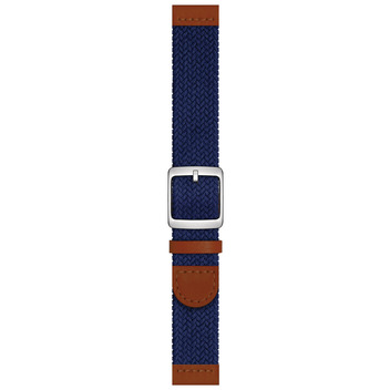 Wristband navy 18mm