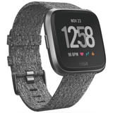 Versa Charcoal Woven Special Edition