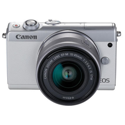 EOS M100/15-45 IS Kit white (2210C049)