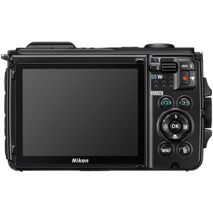 Coolpix W300 black (VQA070E1)