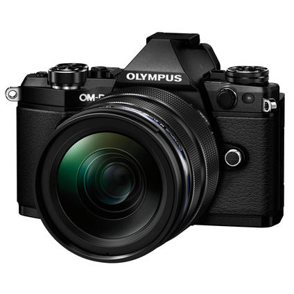 E-M5II/12-40 Kit black V207041BE000